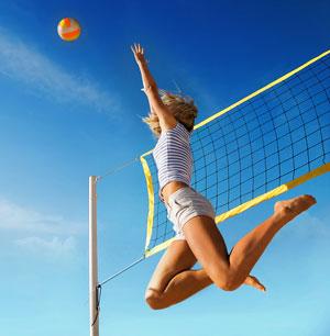 Beachvolleyball – Fitness für den ganzen Körper