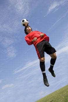 Meniskusprobleme sind eine typische Sportverletzung