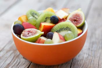 Vitamine im Obstsalat